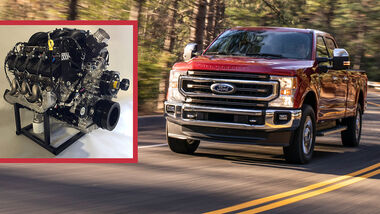 07/2020, Crate Engine des 2020 Ford F-250 Super Duty