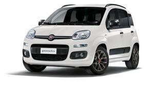 07/2020, Fiat Panda Urban Hybrid