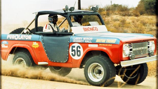 07/2020, Larry Minor Ford Bronco Baja