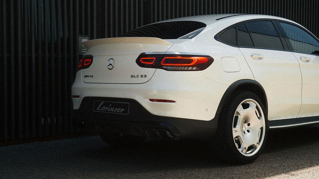 07/2020, Lorinser Mercedes-AMG GLC 63 S