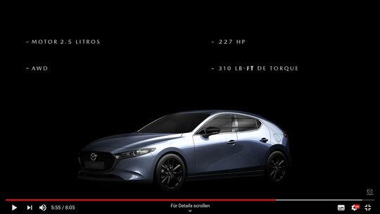 07/2020, Mazda 3 Hatchback Turbo