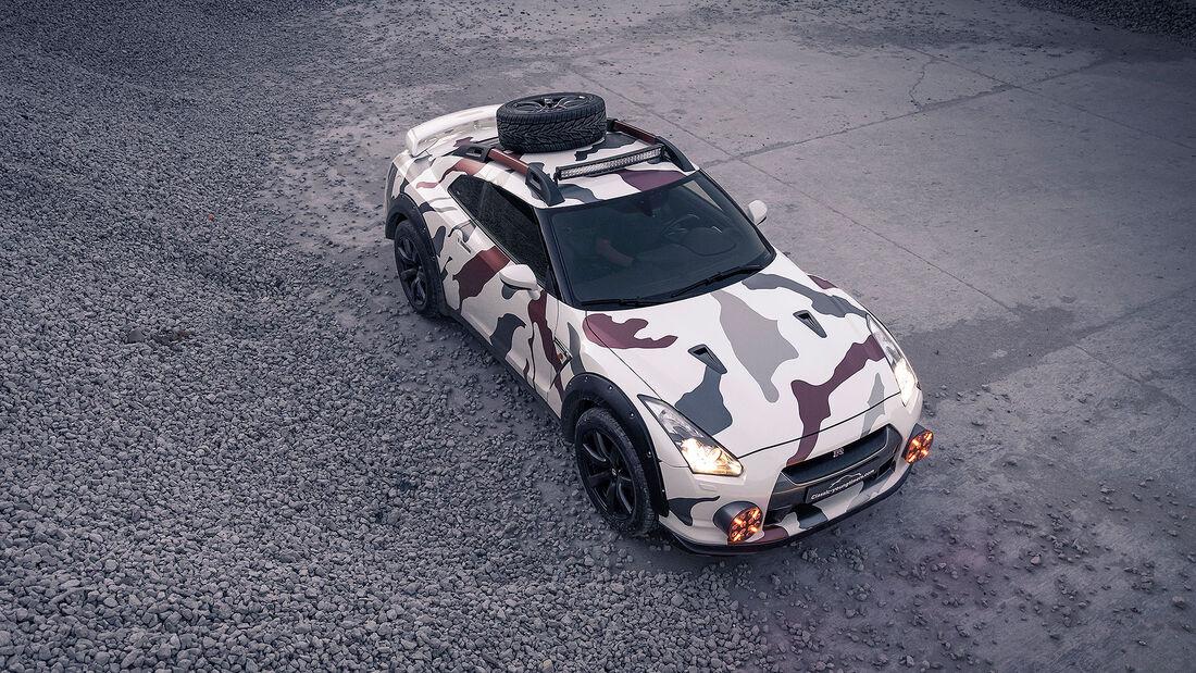 07/2020, Nissan GT-R Offroad Godzilla 2.0