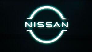 07/2020, Nissan Logo neu 2020