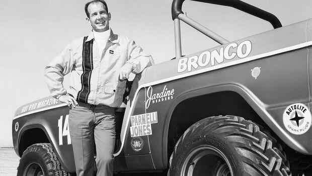 07/2020, Parnelli Jones Ford Bronco Baja