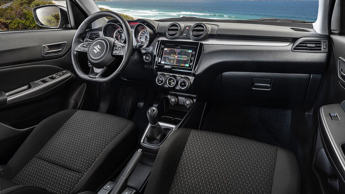 07/2020, Suzuki Swift Facelift 2020