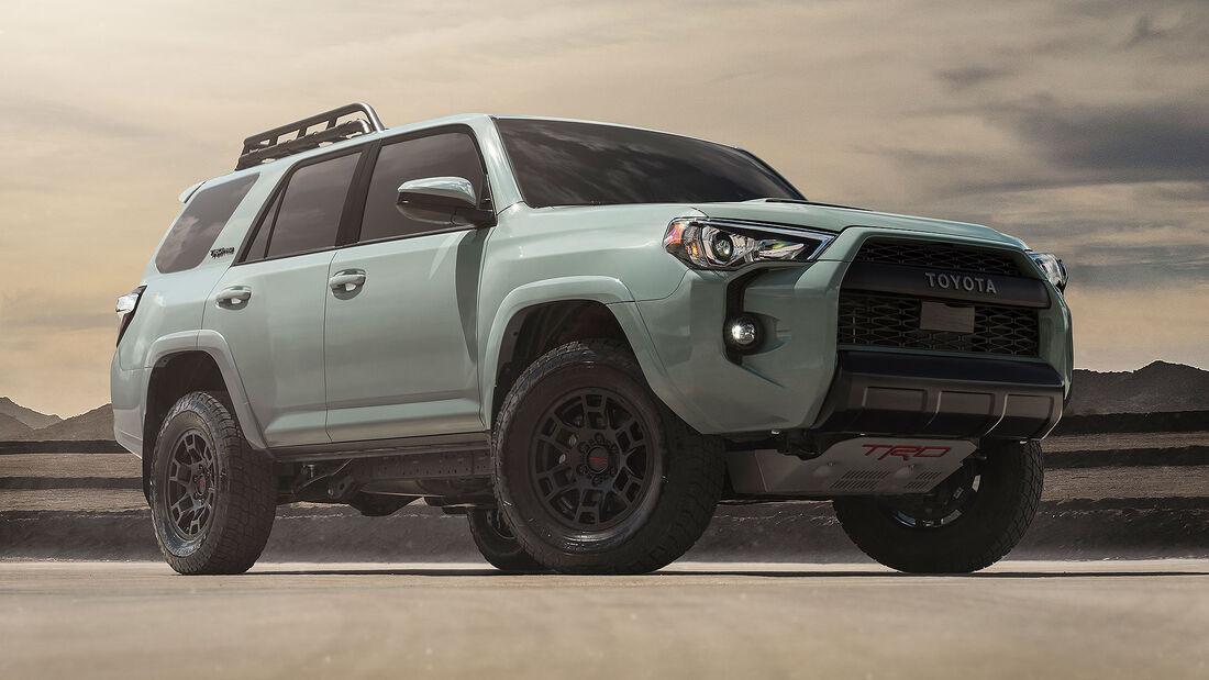07/2020, Toyota 4Runner MY 2021