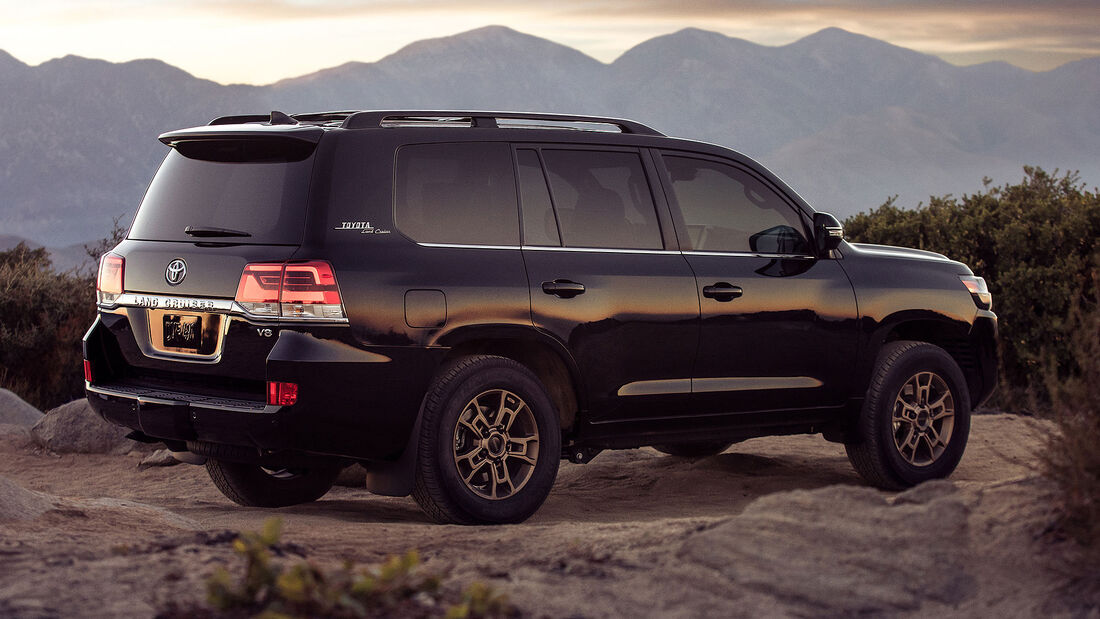 07/2020, Toyota Land Cruiser MY 2021