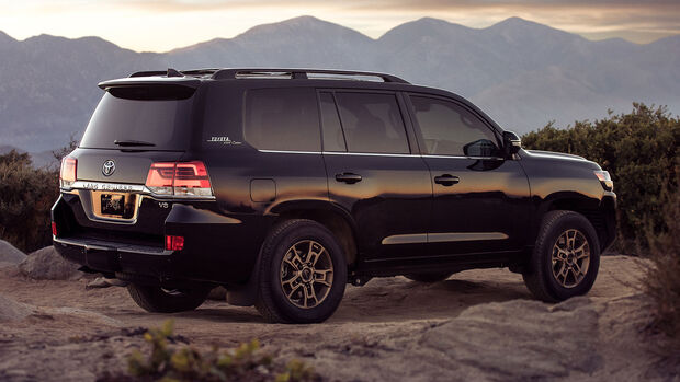 07/2020, Toyota Land Cruiser MY 2021