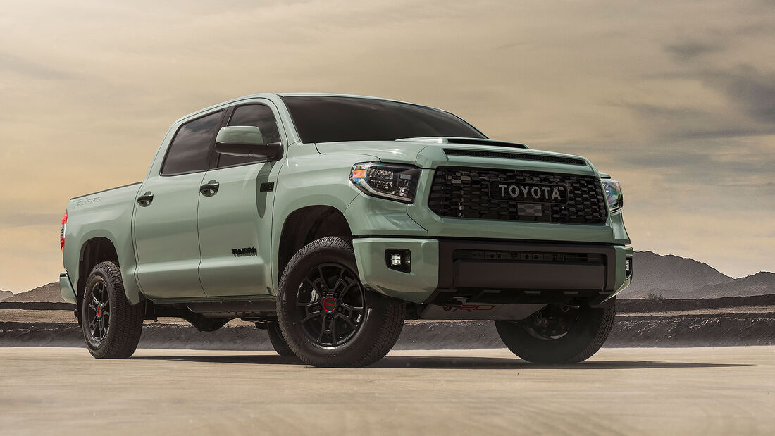 07/2020, Toyota Tundra MY 2021