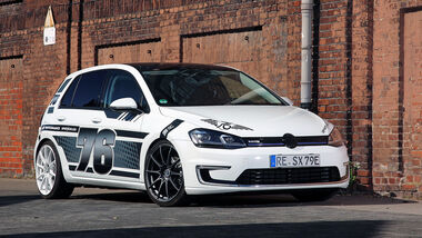 07/2020, VW e-Golf von xXx Performance & seventy6cars