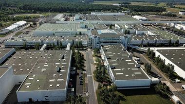 07/2020, Werk Hambach Daimler Mercedes Smart