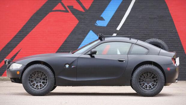 07/2021, 2007 BMW Z4 M Coupé mit Safari-Umbau