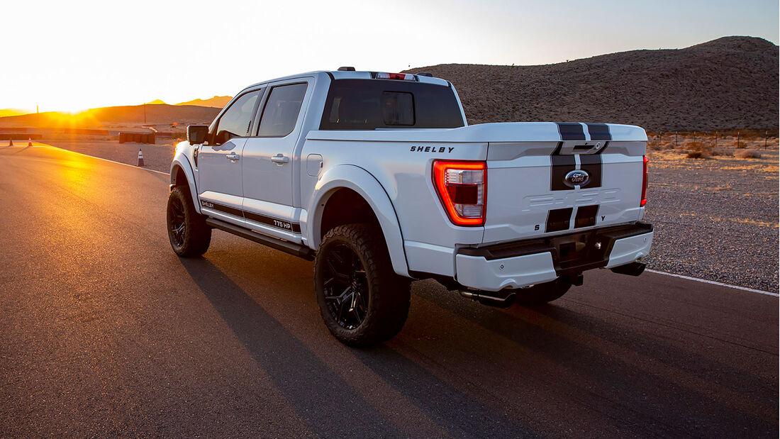 07/2021, 2021 Shelby Ford F-150