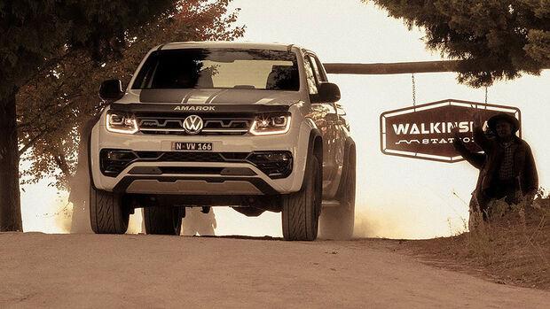 07/2021, 2022 VW Amarok W580X by Walkinshaw Performance