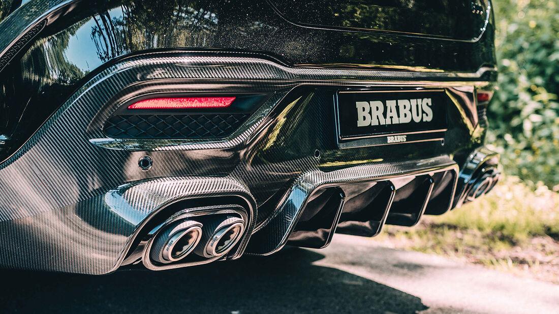 07/2021, Brabus 800 auf Basis Mercedes-AMG GLE 63 S 4MATIC+ Coupé