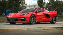 07/2021, Corvette C8RR Widebody von Sigala Design