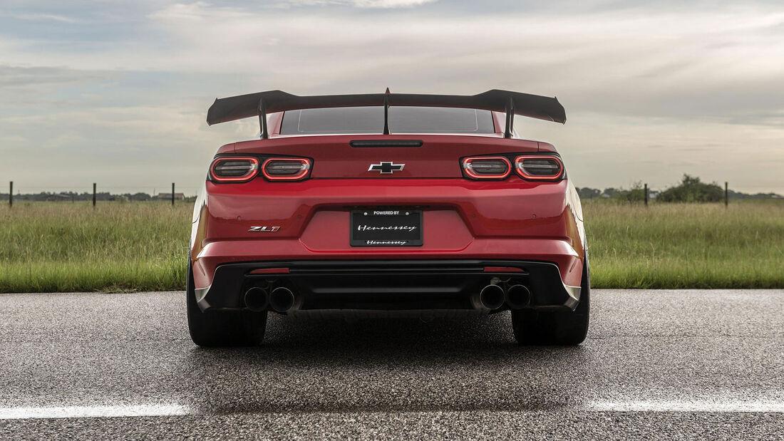 07/2021, Hennessey Exorcist 30th Anniversary Edition auf Basis Chevrolet Camaro