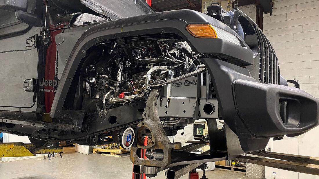 07/2021, Jeep Gladiator von Co-Up Auto Body Repairs