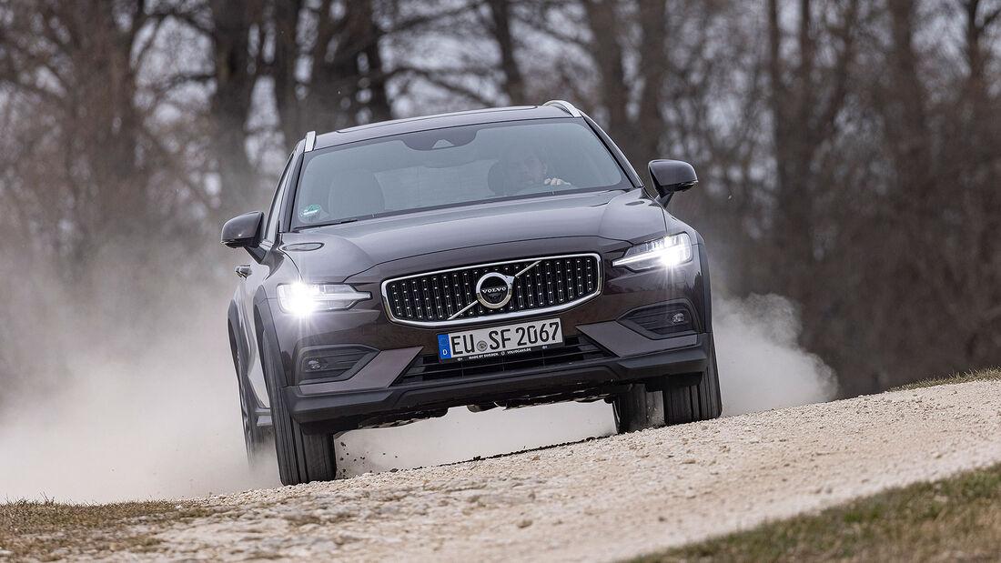 07/2021, Kosten und Realverbrauch Volvo V60 Cross Country B4 AWD Pro