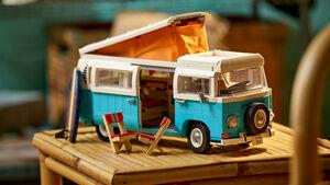 07/2021, Lego Technic VW T2 Bulli Camper-Van