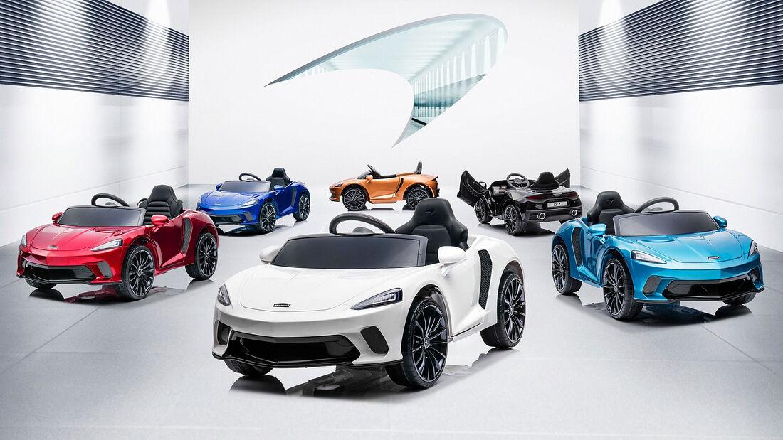 07/2021, McLaren GT Ride-On Elektro-Kinderauto