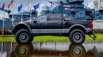 07/2021, MegaRexx MegaRaptor auf Basis Ford Super Duty Pickup