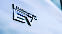 07/2021, Mitsubishi Outlander MY 2022 Plug-in-Hybrid Teaser
