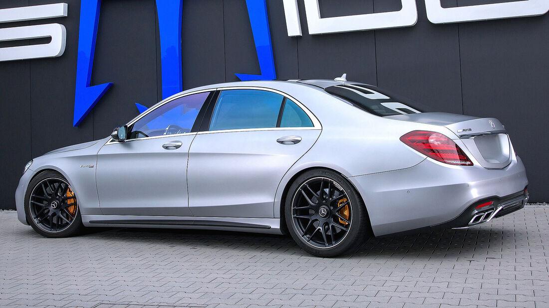 07/2021, Posaidon S 63 RS 830+ auf Basis Mercedes-AMG S 63