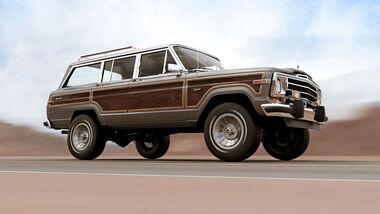 07/2021, Vigilante Jeep Grand Wagoneer 4x4 Restomod