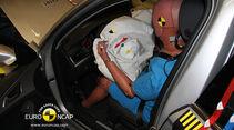 08/2011, Audi A6 Crashtest