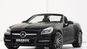 08/2011 Brabus Mercedes SLK
