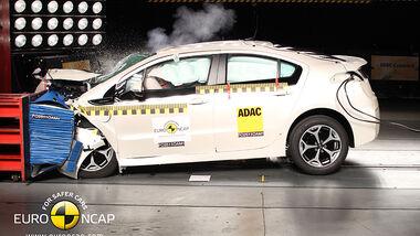 08/2011, Opel Ampera, Crashtest