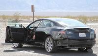 08/2011 Tesla S Limousine Erlkönig