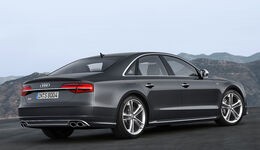 08/2013 Audi A8 facelift Sperrfrist 21.8.2013 S8