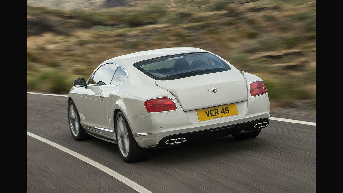 08/2013 Bentley Continental GT V8 S Sperrfrist 03.09.2013. 13 Uhr