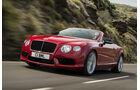 08/2013 Bentley Continental GT V8 S Sperrfrist 03.09.2013. 13 Uhr