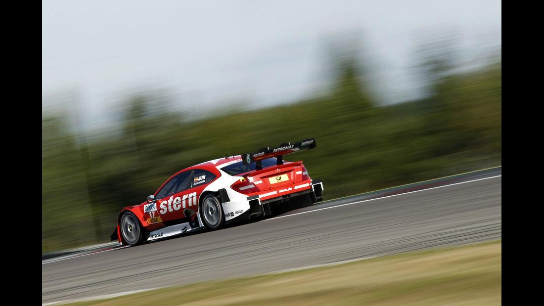 08/2013, DTM Nürburgring, Qualifying, ams