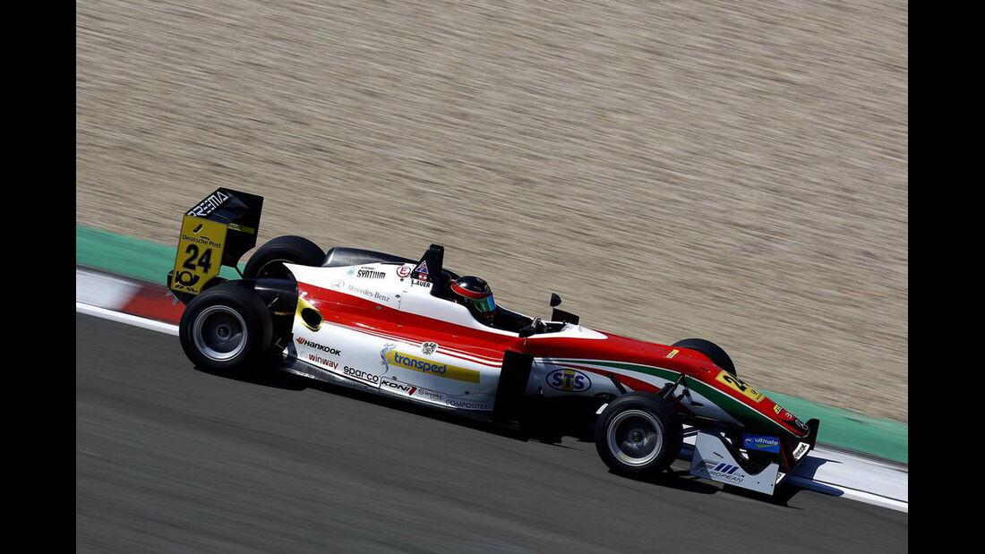 08/2013 - Formel 3, Nürburgring