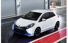 08/2013 Toyota Yaris Hybrid R Concept