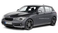 08/2014, AC Schnitzer BMW 1er ohne Kühlerniere