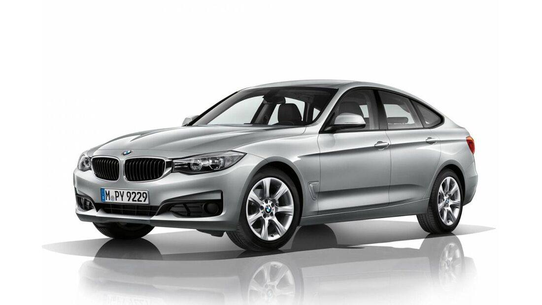 08/2014, BMW 3er GT