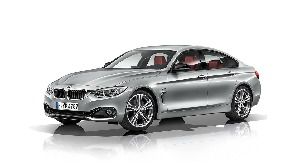 08/2014, BMW 4er