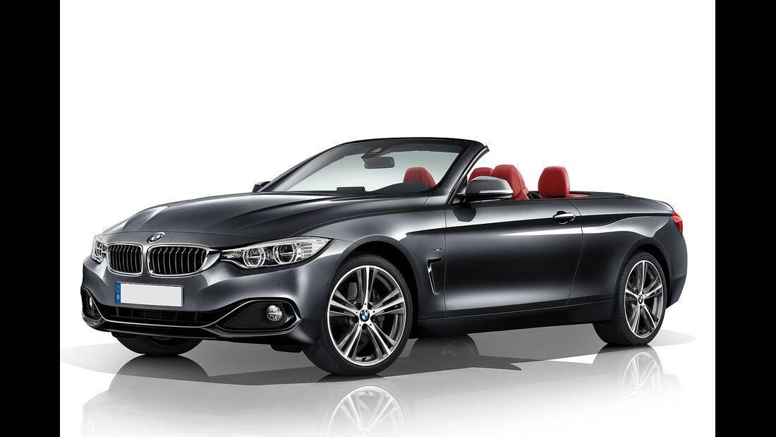 08/2014, BMW 4er Cabrio