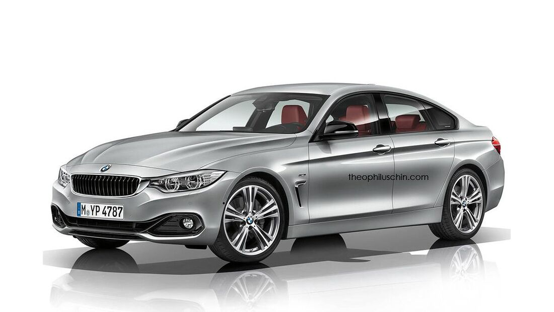 08/2014, BMW 4er ohne Kühlerniere