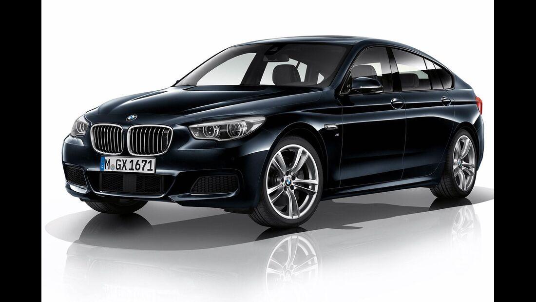 08/2014, BMW 5er GT M-Sportpaket
