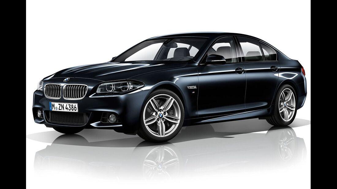 08/2014, BMW 5er M-Sportpaket