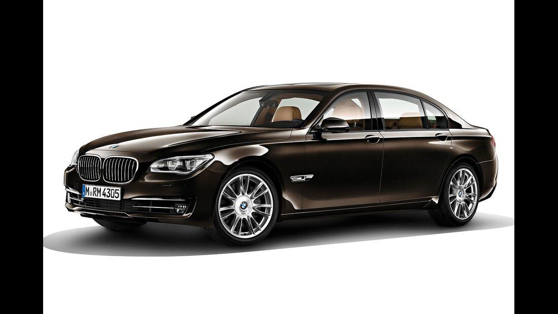 08/2014, BMW 7er lang