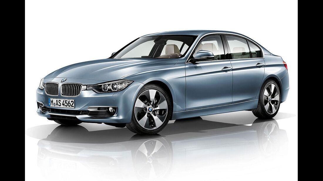 08/2014, BMW Active Hybrid 3