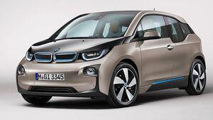 08/2014, BMW i3
