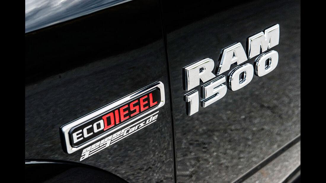 08/2014, Dodge Ram 1500 EcoDiesel